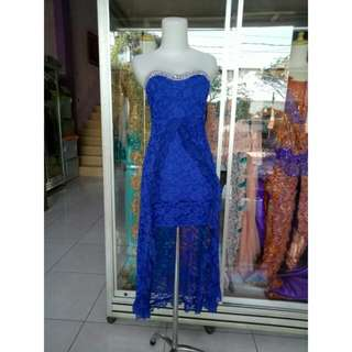(new) Baju Singer Blue