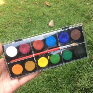 Faber Castell Water Color Pallet