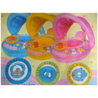 Baby Pool Floats with Swim Ring Inflatable Pool Toys