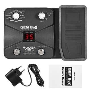 Mooer Gem Box Multi Effects Pedal Processor For Electric Guitar