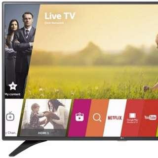 LG TV 43LH600T