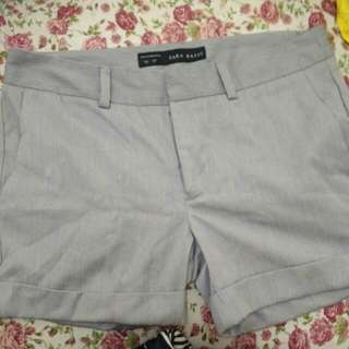 Hot Pants Authentic Zara Size L