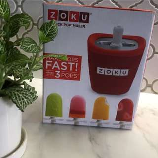 Zoku Ice Pops Maker