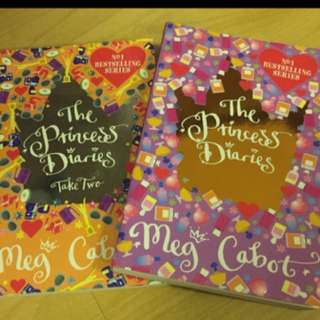 Princess Diaries By Meg Cabot