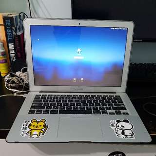 "MacBook Air 13"" Mid 2013 i5 4GB 256GB"