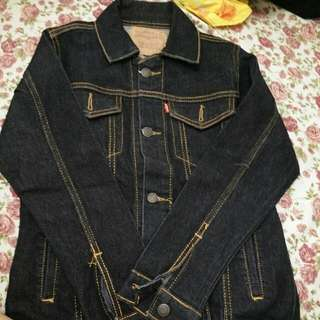 Black Denim Jacket 1:1