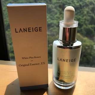 LANEIGE - 雪漾亮白精華原液 White Plus Renew Original Essence_EX