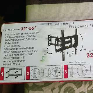 "LED LCD TV Wall Bracket for 32"" to 45"" (inches)"