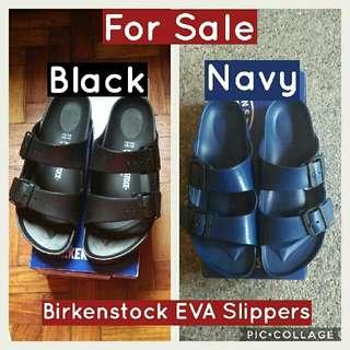 Birkenstock Arizona EVA (Navy Available)