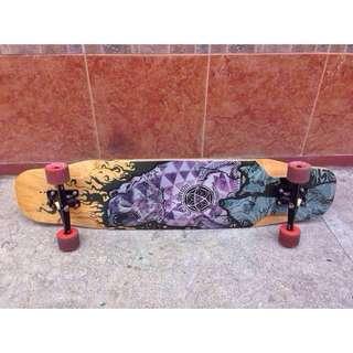 Equilibrium Freestyle Longboard