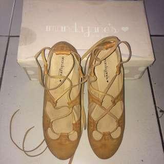 Gladiatos shoes amanda janes by bebob