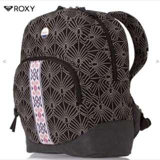 Roxy 民俗風 民族圖騰後背包 Backpack