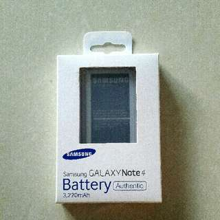 *BRAND NEW* AUTHENTIC Samsung Galaxy Note 4 Battery