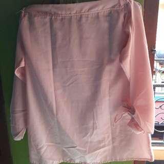 blouse sabrina pink