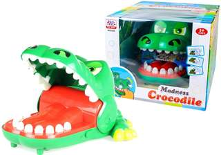 CROCODILE MADNESS