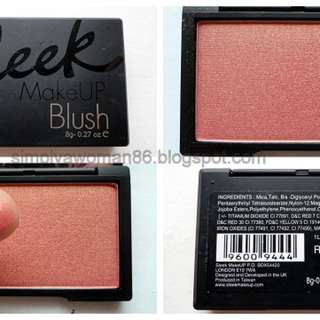 Sleek blush 926 Rose Gold