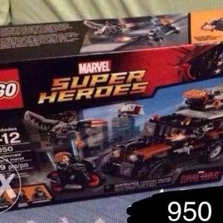LEGO Crossbones Hazard Heist - bnew from us sealed