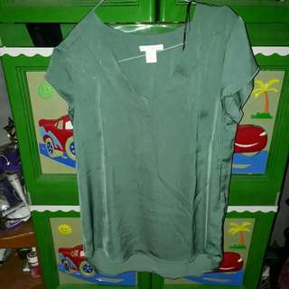 Atasan Import Green
