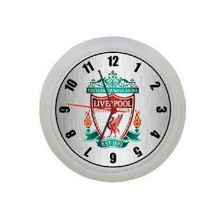 Liverpool Wall Clock Customize Graphic