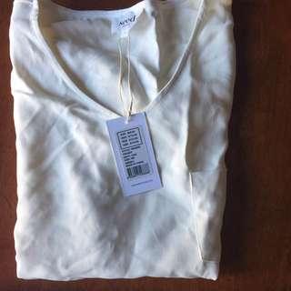 Brand New Seed Heritage Silk T-shirt