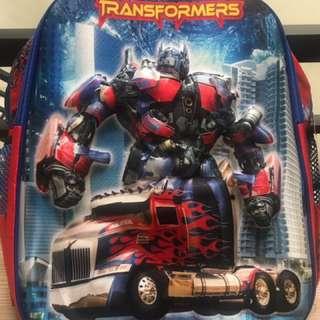 Tas transformer anak SD