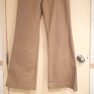 Country Road Flared Culottes Size 6