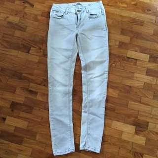 Zara woman premium denim jeans, Size 4 US