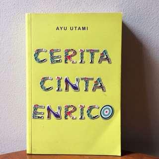 Cerita Cinta Enrico by Ayu Utami