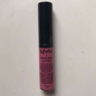 💋 NYX PROFESSIONAL MAKEUP XTREME LIP CREAM IN PINKY NUDE 💋
