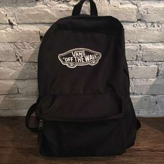 VANS Backpack Logo