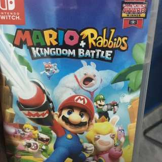 Mario + Rabbids Kingdom Battle - NEW Nintendo Switch Game