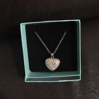 Tiffany&Co inspired necklace (bnew)