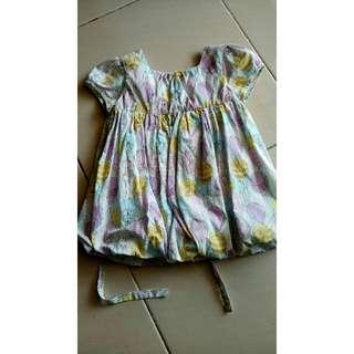 Baby Poney Bubble Dress