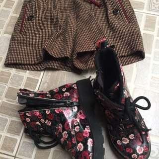 Boots anak H&M original