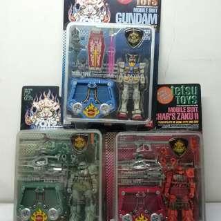 Bandai限定 Mia(tetsuToys)Gundam(三盒不散賣)