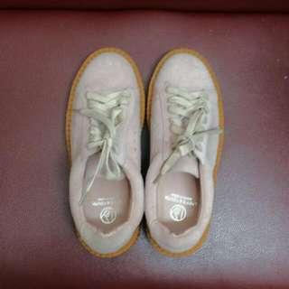 Korean shoes size 35
