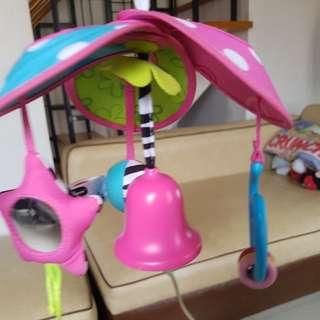 Portable Baby Chandelier