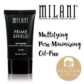 NEW AUTHENTIC INSTOCK MILANI Face Primer Prime Shielf Mattifying Pore Minimizing