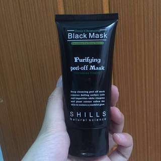 SHILLS Purifying peel-off Black Mask