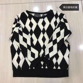 [二手]秋冬必備 保暖針織毛衣/大學T 一律$200