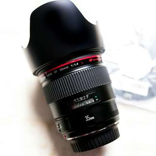 Canon 35mm F1.4 L USM Bnew