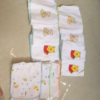 Baby tummy binder
