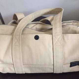 Porter double strips bag