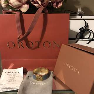 Brand New Oroton Bracelet with Box and Dustbag