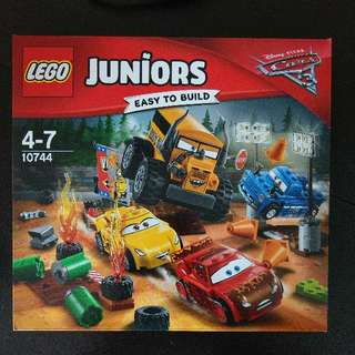LEGO Juniors Cars 3: Thunder Hollow Crazy 8 Race (10744)