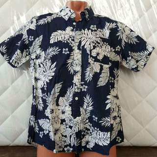 Brand New Coco Republic Floral And Leave Mens Polo Mall Quality SALE