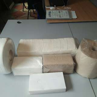 Tissue Roll Interfolded Tissue Pop Up Tissue