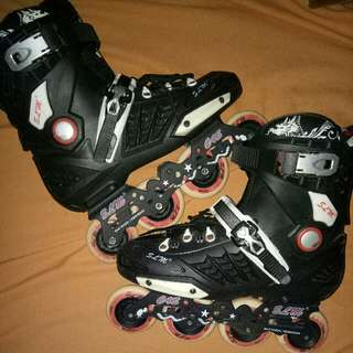 Roller Blades US sizes 8.5 to 12 (5 pairs available)