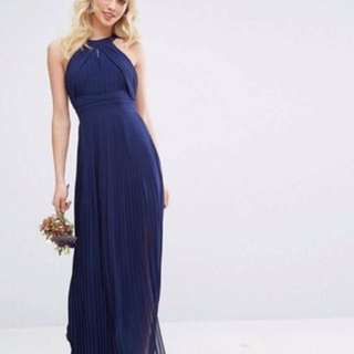 ASOS bridesmaids/prom dress