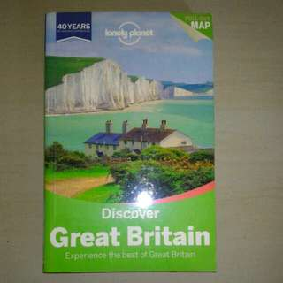 Great Britain, England and London Travel Guides